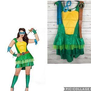 Sexy Teenage Mutant Ninja Turtle Dress Costume